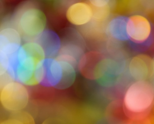 bokeh and lens flare pattern for festival.new year.background texture